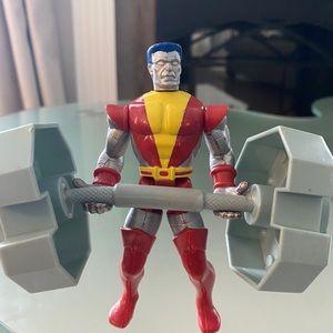 "Marvel X-Men Colossus 5"" Action Figure 1991"